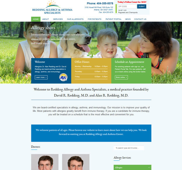 Redding Allergy Asthma Specialists